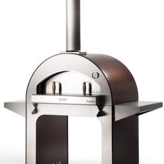Alfa Pizza RVS Houtoven