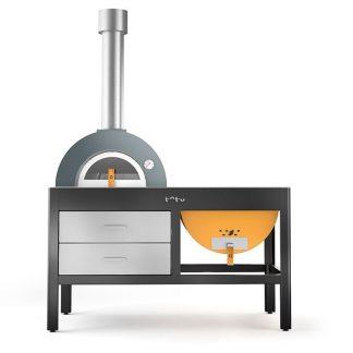 Toto, pizza, oven, BBQ, grill, Alfa Pizza, Bula Outdoor