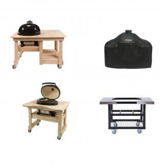 Tafels, karren en hoezen