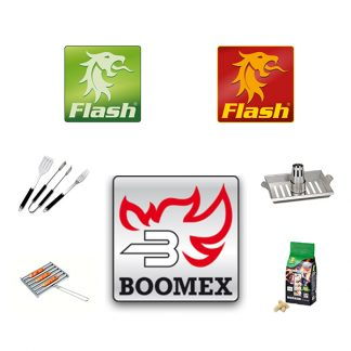 Flash barbecue producten en accessoires