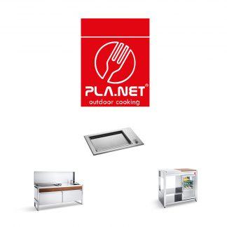 PLA.NET outdoor kitchen